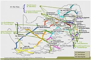 Rail Network Map