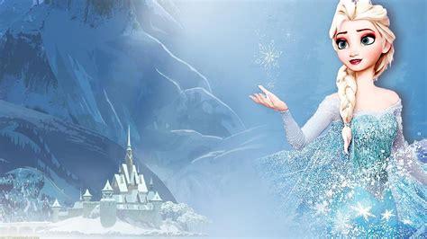 Elsa Background Elsa And A Frozen Wallpapers Impremedia Net