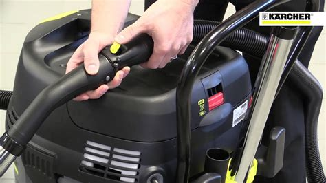 karcher nt  eco commercial wet dry vacuum cleaner