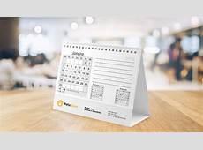 3 maneiras de personalizar calendários de mesa Printi