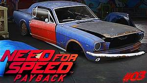 Need For Speed Payback - Como Conseguir O Ford Mustang 1965 Tutorial !!! - YouTube