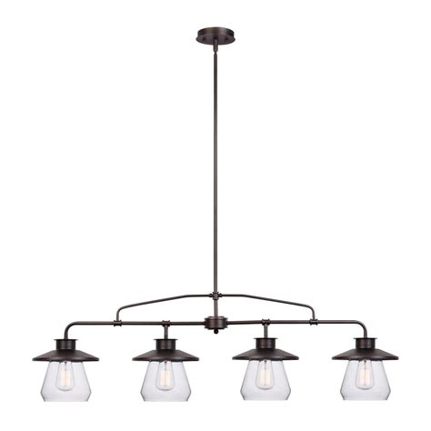 rubbed bronze kitchen lighting globe electric 4 light rubbed bronze 7150
