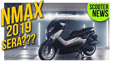 Foto Nmax 2018 by Nmax 2019 Novidades Scooter News