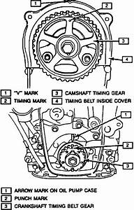 I Am Trying To Replace Timing Belt On 1995 Geo Tracker  It