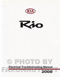 2005 Kia Rio Electrical Diagram Manual