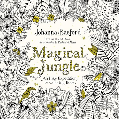 johanna basford just released some art from her next book