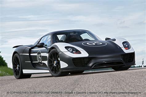 Video Porsche 918 Spyder First Ride Way2speed