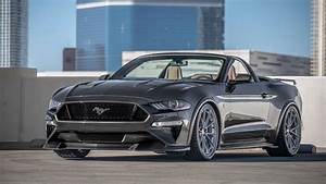2018 Mustang Gt : 2018 ford mustang gt convertible by speedkore 4k wallpaper hd car wallpapers id 9019 ~ Maxctalentgroup.com Avis de Voitures