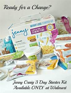 Try The Jenny Craig 3 Day Starter Kit