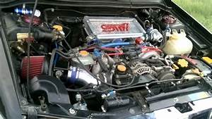 Subaru Forester 2000 At Turbo