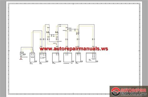 daf 105 electrical wiring diagram auto repair manual
