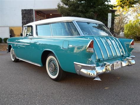 nomad car 1955 1955 chevrolet nomad wagon 137660
