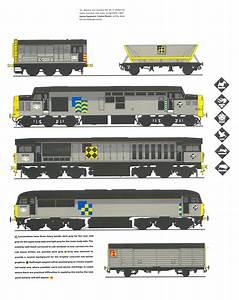 Railfreight Diagram