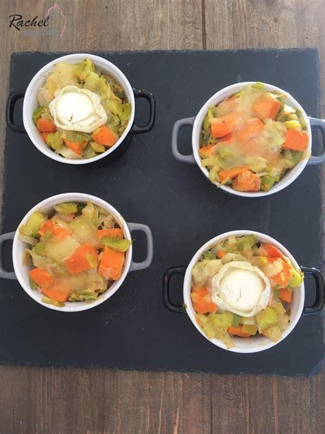 cuisiner avec une cocotte cocottes de poireaux patates douces et fromage