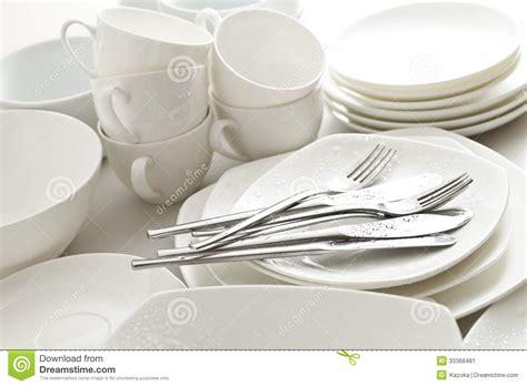 Loza, Cocina Imagen De Archivo Imagen De Limpio, Neutral