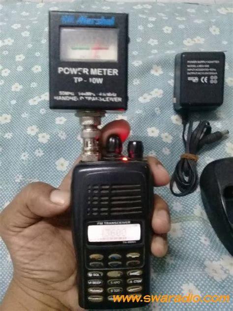 dijual olinca th888a vhf tx 7watt rx normal baterai awet