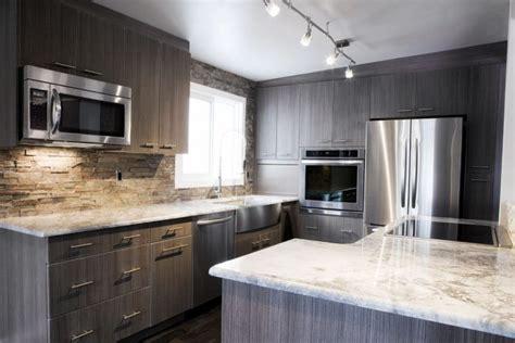 tile backsplashes for kitchens ideas grey metal single bowl sink gray kitchen island black