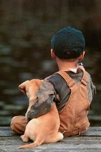 Things I love to Post (Friends boy and his dog)