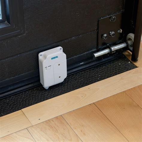 garage door sensor light wireless garage door sensor ideal security inc
