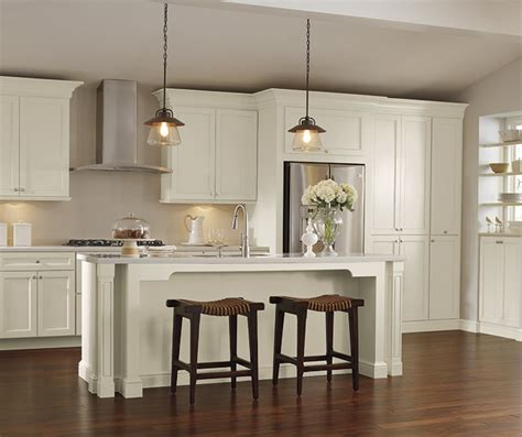 What To Do With White Kitchen Cabinets by White Kitchen Cabinets Schrock Cabinetry