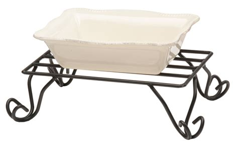 tray riser wrought iron table counter top dish serving rack iron table countertops wrought