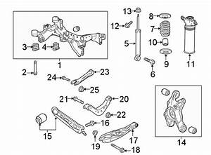 Chevrolet Equinox Suspension Knuckle  Rear   Equinox