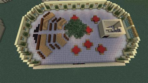 7 Shinra Building 63rd Floor by Ff7 S Shinra Building Minecraft Project