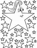 Coloring Stars Printable Moon Drawing Preschoolers Sun Wars Getdrawings Shooting Falling Leah Legos Princess Getcolorings Bestcoloringpagesforkids Flower Laughing Popular sketch template