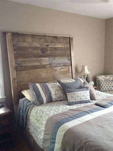 pallet bed headboard  pallets