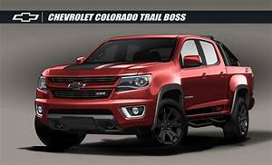 2016 Chevrolet Colorado Trail Boss 3 0 Sema