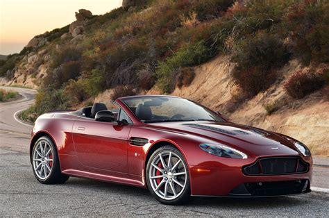 2017 Aston Martin Vantage V12 Roadster Overview & Price