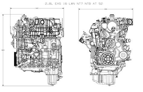 Confero Hd Picture by Gm 2 8l Duramax Turbodiesel I4 Lwn Engine Info Gm Authority