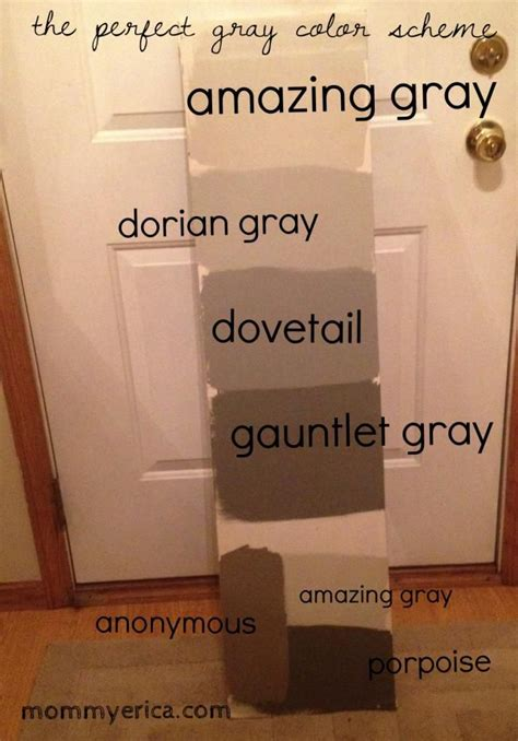 the best gray paint colors www mommyerica sherwin