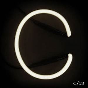 neon c letter light vintage matters With neon letter maker
