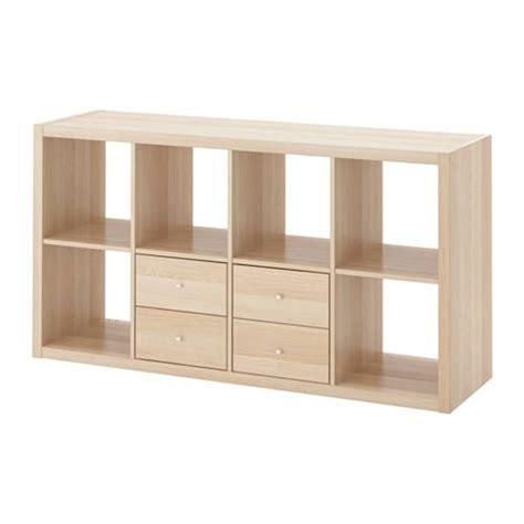 Ikea Kallax Scaffale by Kallax Scaffale Con 2 Accessori Ikea