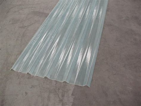 buy frp roofing sheet  chemical resistance translucent