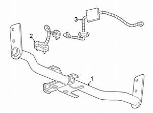 Gmc Terrain Wiring Harness Connector  Rear   2010