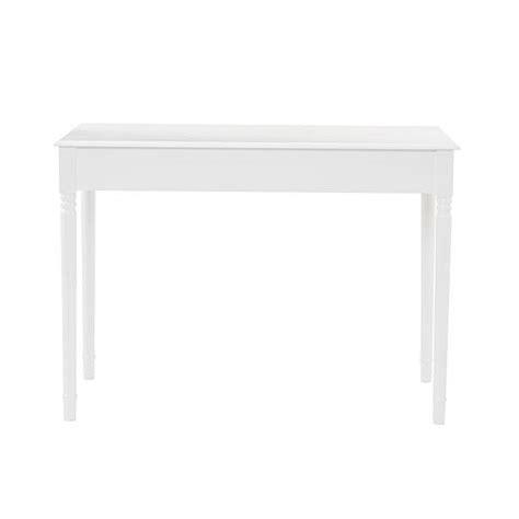 white writing desk with drawers crisp white 2 drawer writing desk 6408545 hsn
