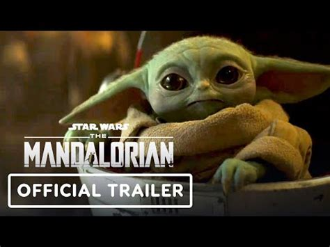 The Mandalorian: Season 2 - Official Trailer - Gameblog