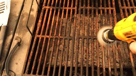 rust   grill fast  easy diy youtube