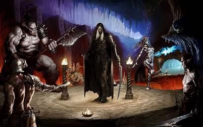 Dungeons Dragons Fantasy Realms Forgotten Wallpapers Desktop