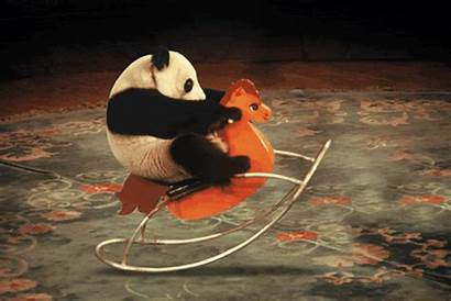 Panda Silly Horse Fuck Am