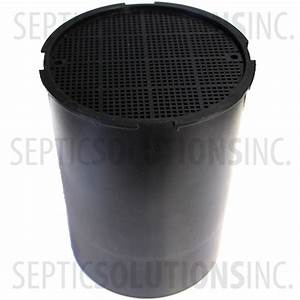 Vent Pipe Odor Filter For 1 5 U0026quot  Pvc Vent Stacks