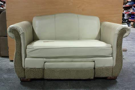 Used Loveseat For Sale by Rv Furniture Used Leather Suede Flexsteel Loveseat With