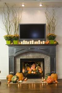 Sure Fit Slipcovers: Decorating With Pumpkins