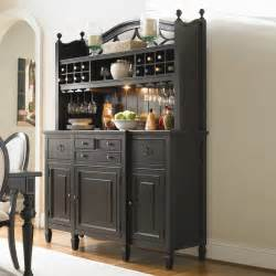 kitchen buffet and hutch furniture summer hill serving bar hutch buffet table midnight buffets and china cabinets