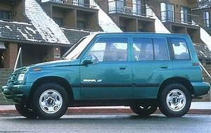 Used 1996 Geo Tracker Pricing