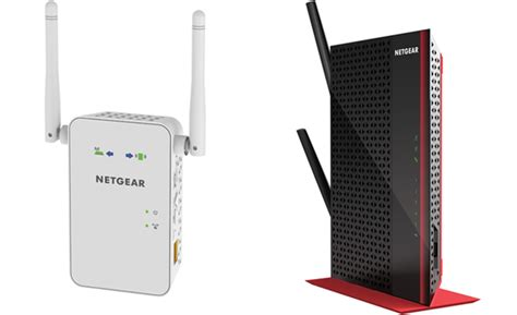 netgear s ex6100 and ex6200 range extenders boosts your wi fi