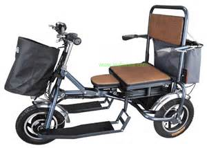 Trike Electric Tricycle