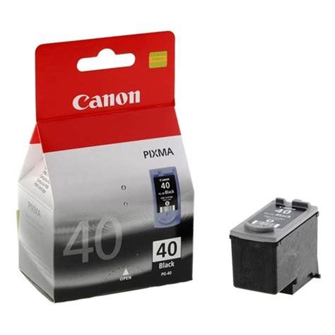 tinta canon pg s original canon pg 40 cartucho de tinta original negro 1 pieza s 040085